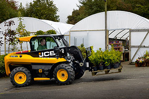 JCB 516-40 - Telehandler and superior manoeuvrability