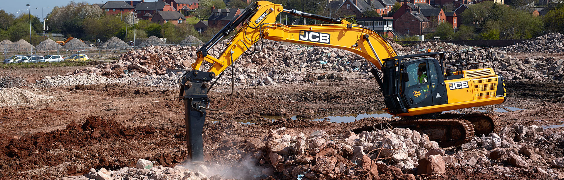 JCB Showroom
