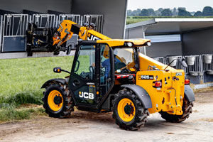 JCB 525-60 AGRI Plus and Compact Telehandler