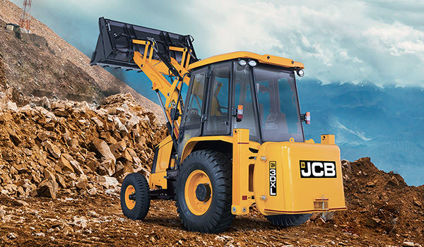 Front End Loader JCB 3DXL