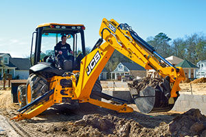 Backhoe Loader | JCB Backhoe | Backhoe Loaders