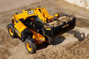 JCB 541-70 AGRI EcoMax powered Loadall