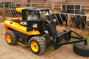 JCB 516-40 AGRI Specs and Features