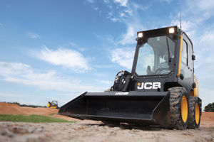 JCB UNVEILS ALL NEW 210T AND 215T COMPACT TRACK LOADERS