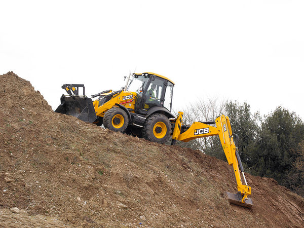 3CX ECO | JCB Backhoe Loader 3-Tonnes | JCB com