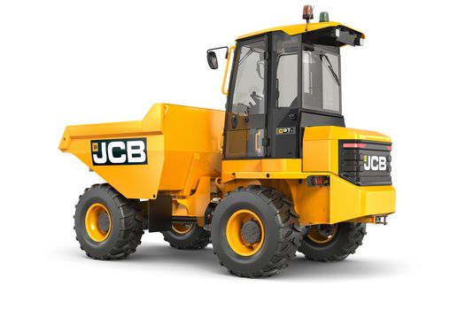 JCB 9T-1 largest site dumpers