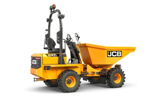 JCB 3T-1 site dumpers