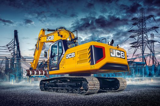 Jcb Tracked Excavators 13 To 33 Tonnes Jcb Com