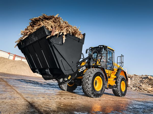 427 wheel loader image