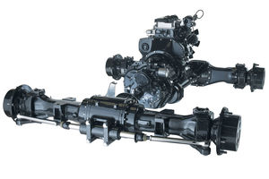 Drivetrain Asset for use on website