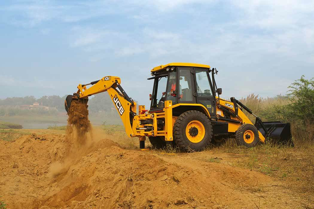 Backhoe JCB 3DX ecoXcellence