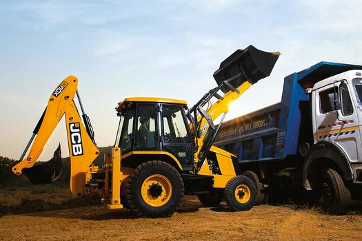 Backhoe Loader JCB 3DX ecoxcellence