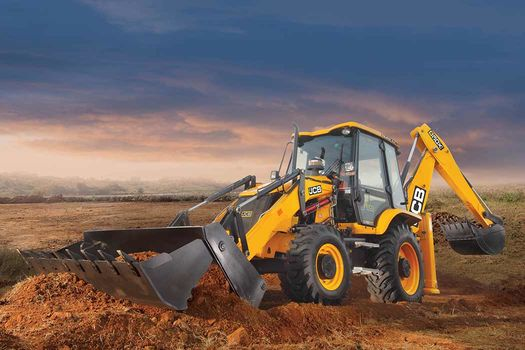 JCB Backhoe Loaders | Backhoe Loader Models & Equipments