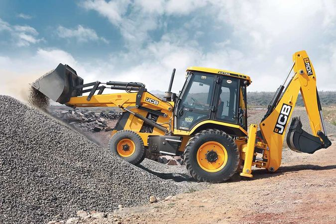 JCB 3DX Xtra ecoXcellence Backhoe Loader - JCB India