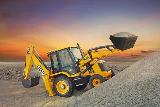 Backhoe Loaders JCB 3DX Xtra ecoXcellence