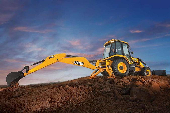 Backhoe JCB 4DX ecoXcellence