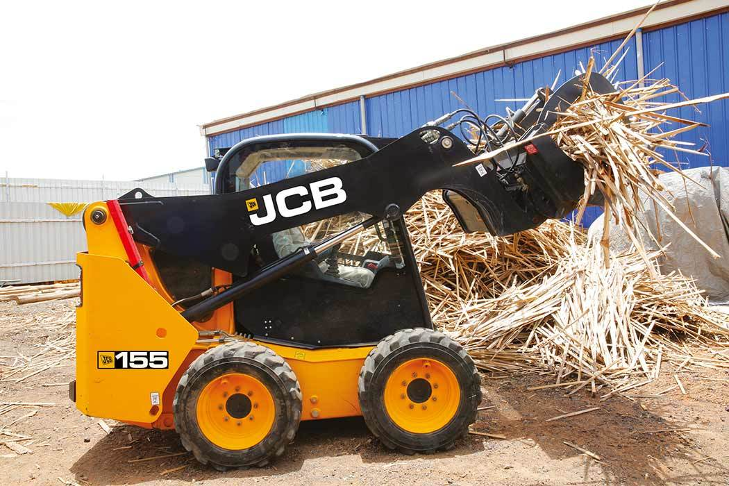Skid Steer JCB 155