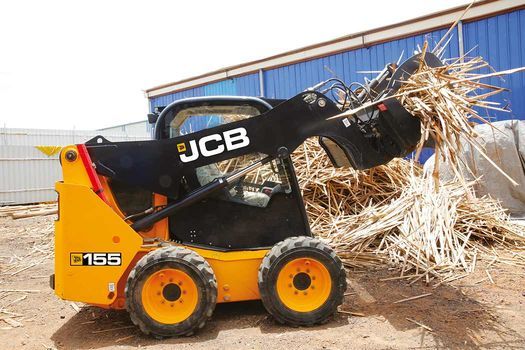 Skid Steer Loader JCB 155