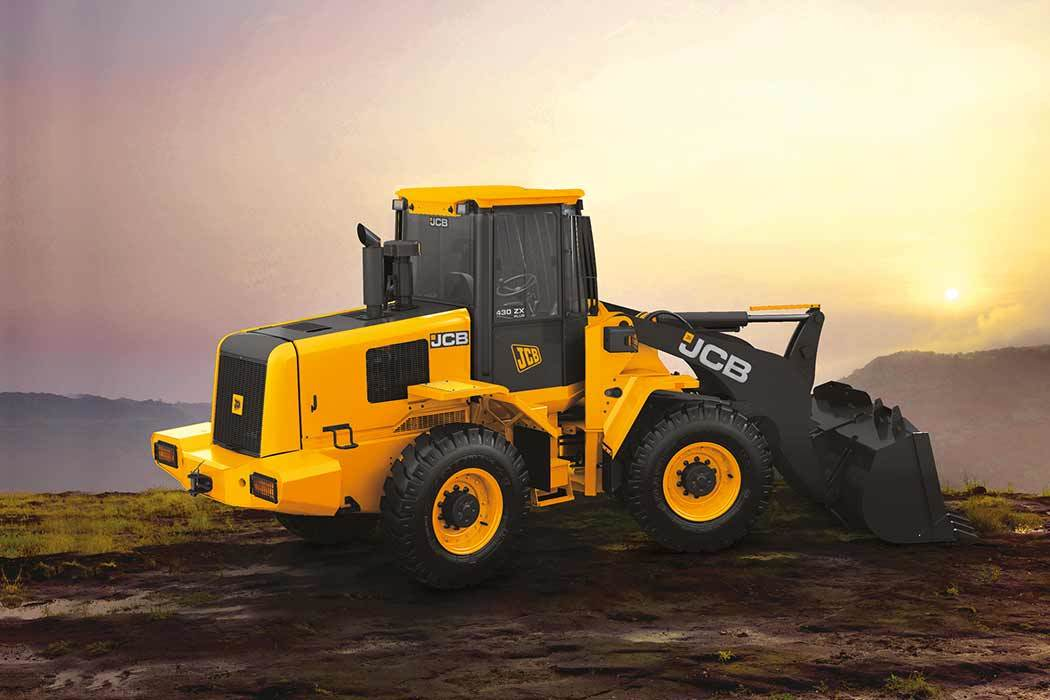 JCB 430ZX Plus Wheeled Loader