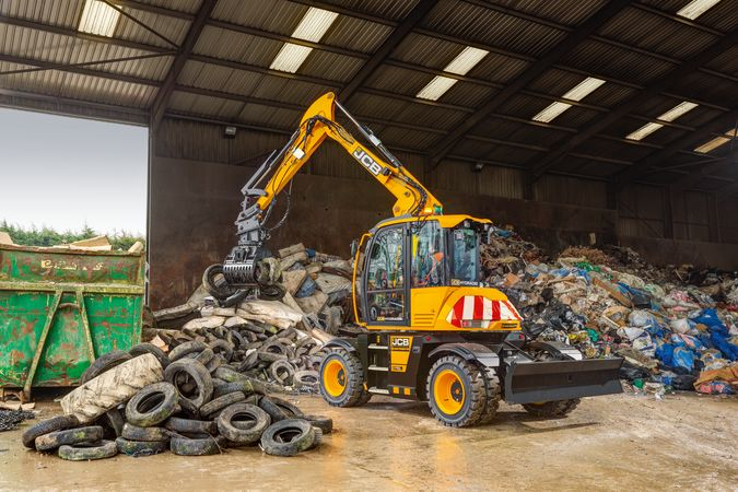 Hydradig, application, waste & reycling