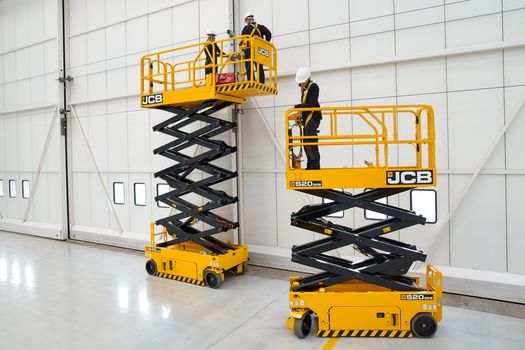 S3246E | 32 Foot JCB Electric Scissor Lift | JCB com
