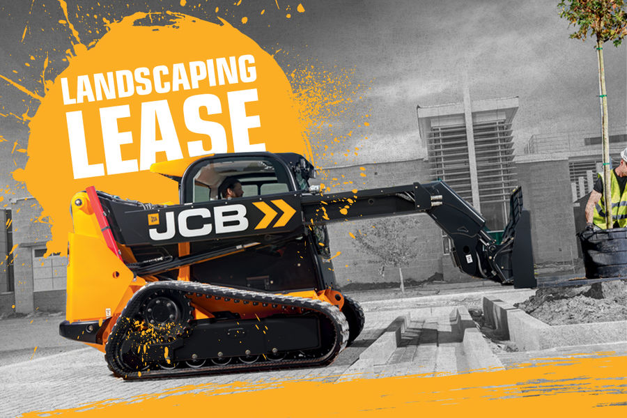 JCB Special Offers landscaping lease en-us