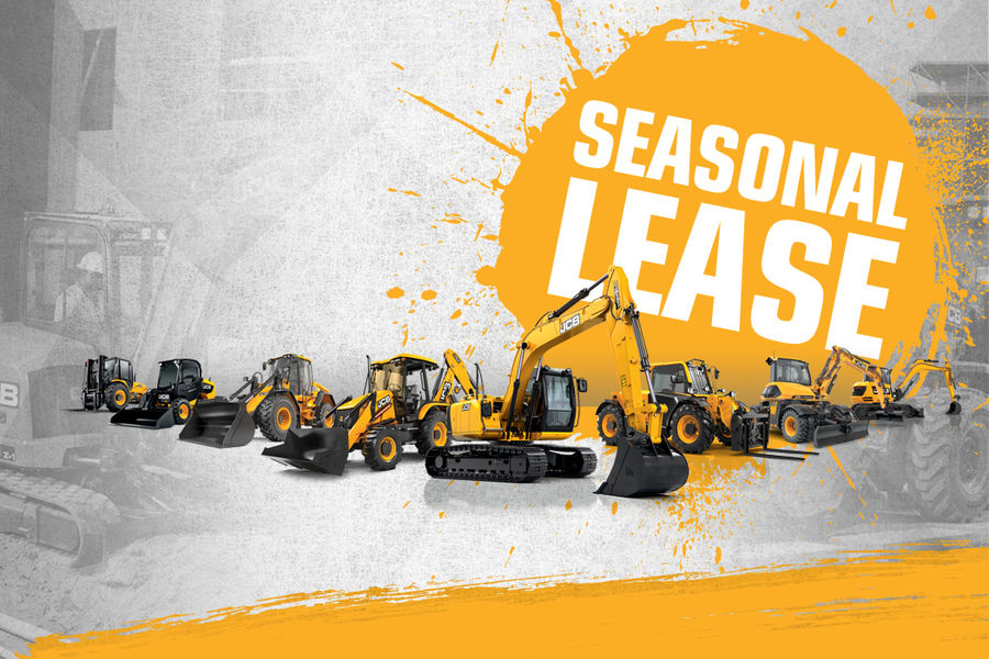JCB Special Offer Seasonal Lease en-us