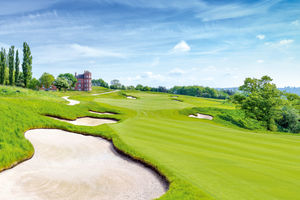 Image to be used in the golf site
