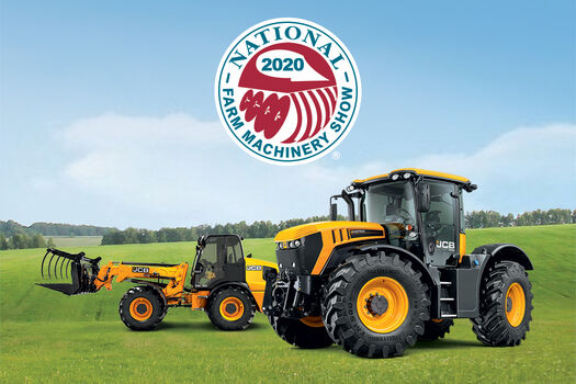 national farm machinery show 2020